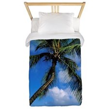 Antigua, overhanging the water Twin Duvet