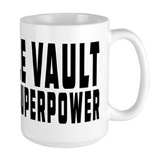 Pole Vault Is My Superpower Mug