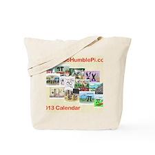 2013 Calendar - All New Mathtoons Tote Bag
