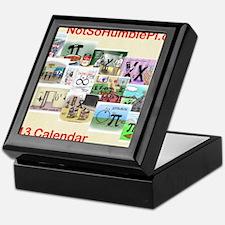 2013 Calendar - All New Mathtoons Keepsake Box