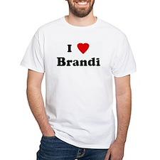 I Love Brandi Shirt