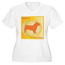 Vallhund Happiness T-Shirt
