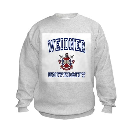 WEIDNER University Kids Sweatshirt