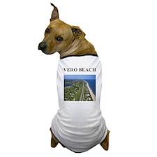 vero beach gifts and t-shirts Dog T-Shirt