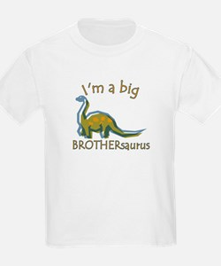 I'm a Big Brothersaurus T-Shirt
