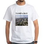 tampa bay gifts and t-shirts White T-Shirt