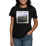 tampa bay gifts and t-shirts Women's Dark T-Shirt