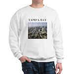 tampa bay gifts and t-shirts Sweatshirt