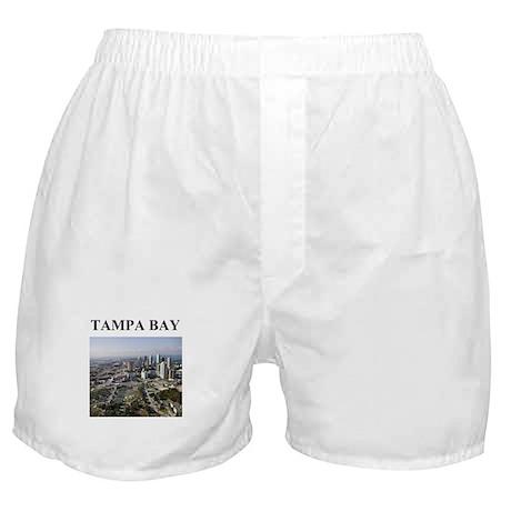 tampa bay gifts and t-shirts Boxer Shorts