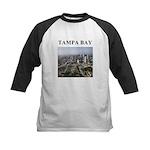 tampa bay gifts and t-shirts Kids Baseball Jersey