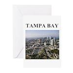 tampa bay gifts and t-shirts Greeting Cards (Packa