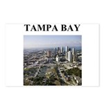 tampa bay gifts and t-shirts Postcards (Package of