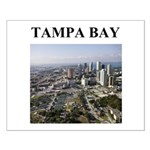 tampa bay gifts and t-shirts Small Poster