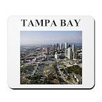 tampa bay gifts and t-shirts Mousepad