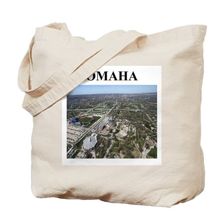 omaha gifts and t-shirts Tote Bag