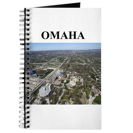 omaha gifts and t-shirts Journal