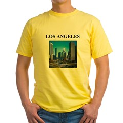 los angeles gifts and t-shirt T