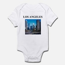 los angeles gifts and t-shirt Infant Bodysuit