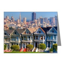 Painted Ladies Note Cards (Pk of 10)