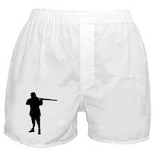 Hunter Silhouette Boxer Shorts