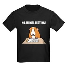 No Animal Testing! T