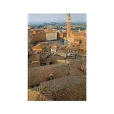 Siena, Italy Rectangle Magnet