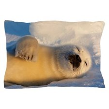 HARP SEAL Pillow Case
