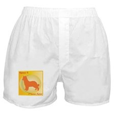Pyrenean Happiness Boxer Shorts