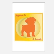 Schnoodle Happiness Postcards (Package of 8)