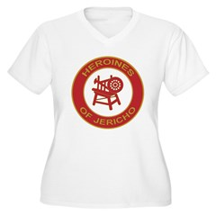 Heroines of Jericho T-Shirt
