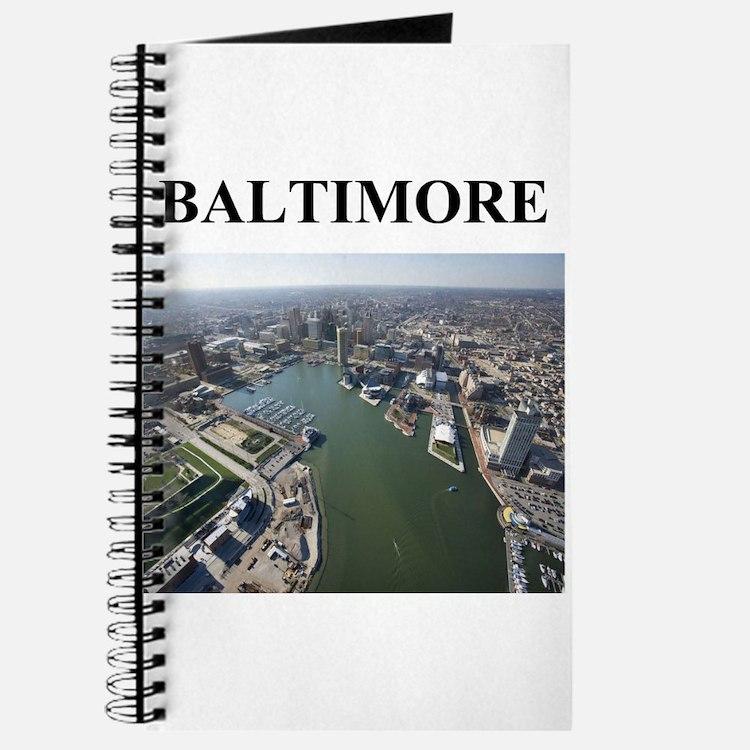 Cute Baltimore Journal