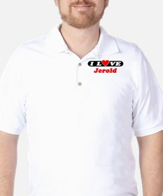 I Love Jerold T-Shirt