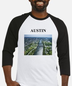 austin gifts and t-shirts!  Baseball Jersey