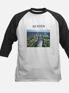 austin gifts and t-shirts!  Kids Baseball Jersey