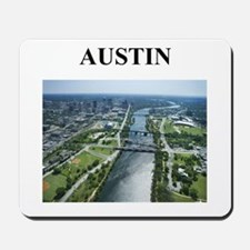 austin gifts and t-shirts!  Mousepad