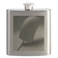 Mouse, Close Up Flask