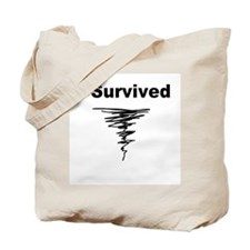 I Survived Tote Bag