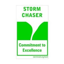 Commitment to Excellence sticker