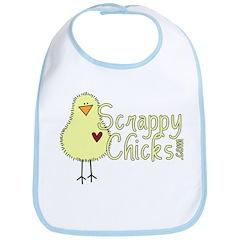 Scrappy Chicks 3 Bib