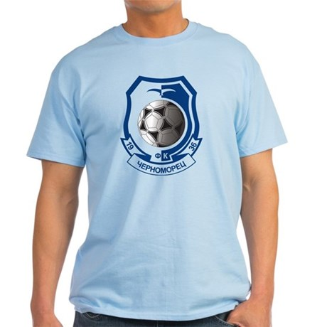 Light T-Shirt Odessa, Ukraine soccer Chernomorets