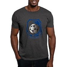T-Shirt Chernomorets Odessa, Ukraine Futbol
