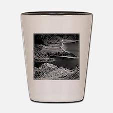 Crater lake Shot Glass