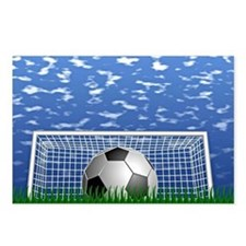 Soccer Time Postcards (Package of 8)