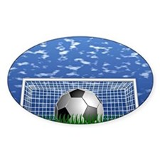 Soccer Time Decal