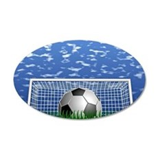 Soccer Time Wall Decal