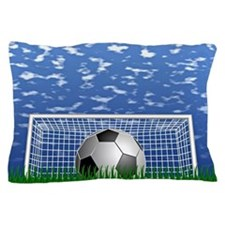 Soccer Time Pillow Case
