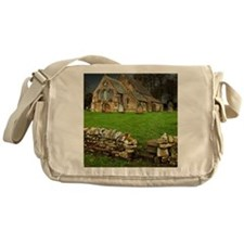 Northumberland, England Messenger Bag