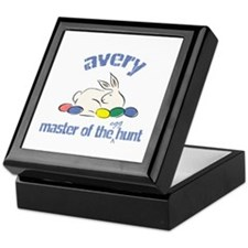Easter Egg Hunt - Avery Keepsake Box