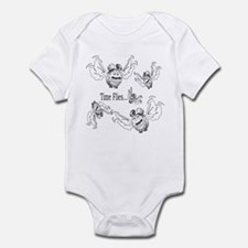 Time Flies! Infant Bodysuit