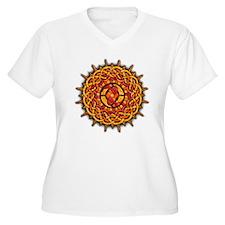 Celtic Knotwork Sun T-Shirt